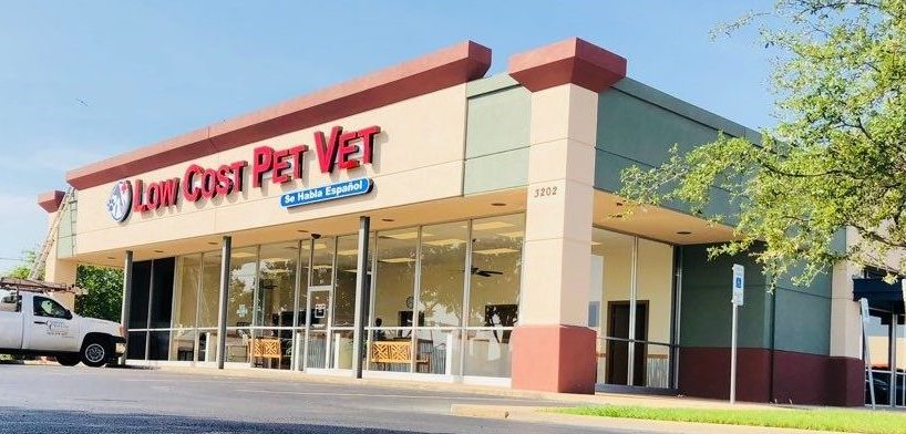 Low Cost Pet Vet